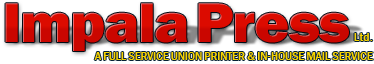 Impala Press - A Full Service Union Printer & In-House Mail Service